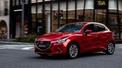 Mazda2 model year 2017: poche modifiche, prezzi da 14.050 euro - Immagine: 1