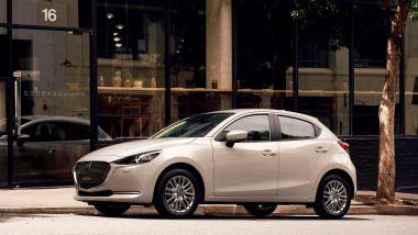 Mazda2 MY2022: come cambia la piccola giapponese