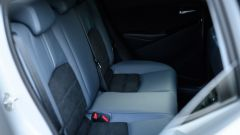 Mazda2 Skyactiv-G M Hybrid: divanetto posteriore