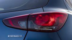 Mazda2 Skyactiv-G M Hybrid: fanali posteriori