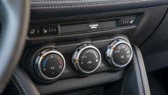 Mazda2 Skyactiv-G M Hybrid: il clima automatico