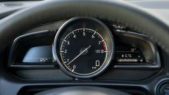 Mazda2 Skyactiv-G M Hybrid: il quadro strumenti