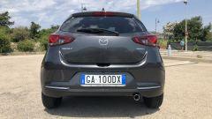 Mazda2 Skyactiv-G M Hybrid: posteriore