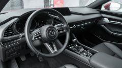 Mazda3 2.0 Skyactiv G M Hybrid Exclusive, gli interni