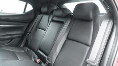 Mazda3 2.0 Skyactiv G M Hybrid Exclusive, i sedili posteriori