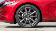Mazda3 2.0 Skyactiv G M Hybrid Exclusive, il cerchio da 18 pollici