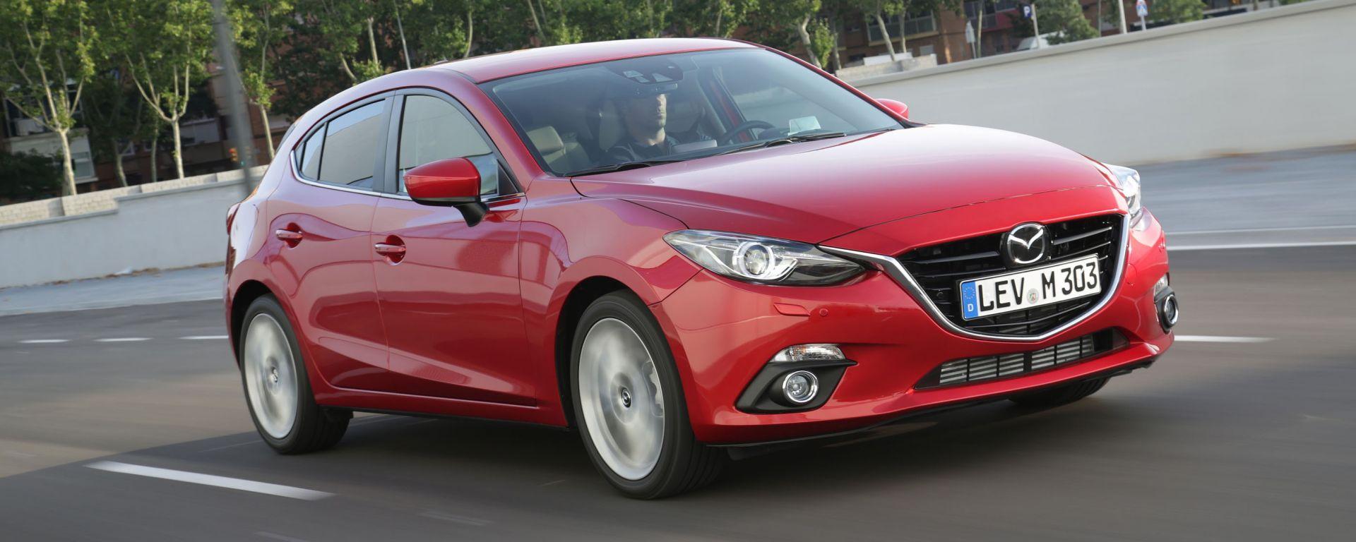 Mazda3 2014, atto secondo