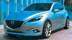 Mazda3 2014: sarà così? - Immagine: 1