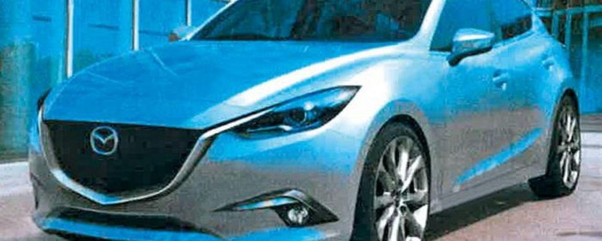 Mazda3 2014: sarà così?