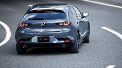 Mazda3 2021: il posteriore
