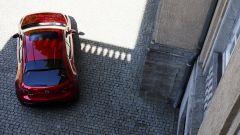 Mazda3 2021: vista dall'alto