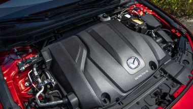 Mazda3: dettaglio del motore