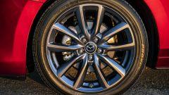 Mazda3: i cerchi da 18