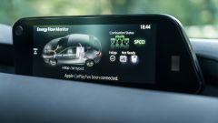 Mazda3: il display da 8,8
