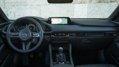 Mazda3: la plancia