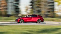 Mazda3 M Hybrid, la prova su strada