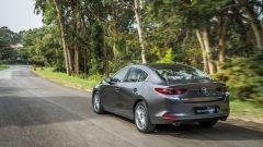 Mazda3 Sedan: 3/4 posteriore