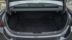Mazda3 Sedan: bagagliaio