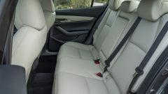 Mazda3 Sedan: divanetto posteriore