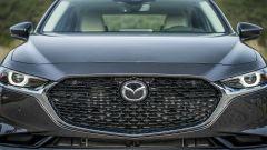 Mazda3 Sedan: il frontale