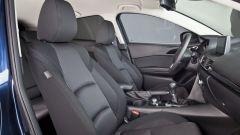 Mazda3 SkyActiv-D 1.5: il piccolo turbodiesel supera la prova - Immagine: 24