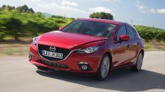 Mazda3 SkyActiv-D 1.5: il piccolo turbodiesel supera la prova - Immagine: 11