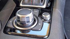 Mazda3 SkyActive-D 1.5 diesel: i comandi dell'infotainment