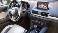 Mazda3 SkyActive-D 1.5 diesel: il posto di giuda