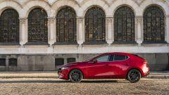 Mazda3: vista laterale