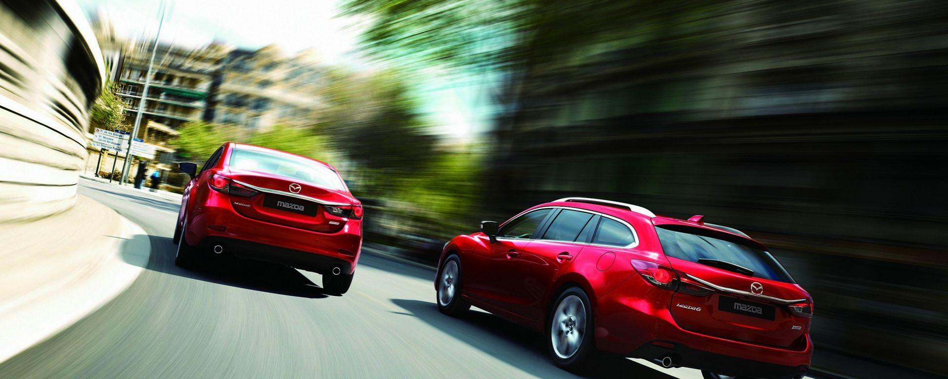Mazda6 2013 wagon