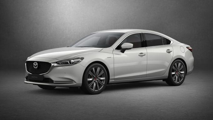 Mazda6 2021, edizione 100th Anniversary