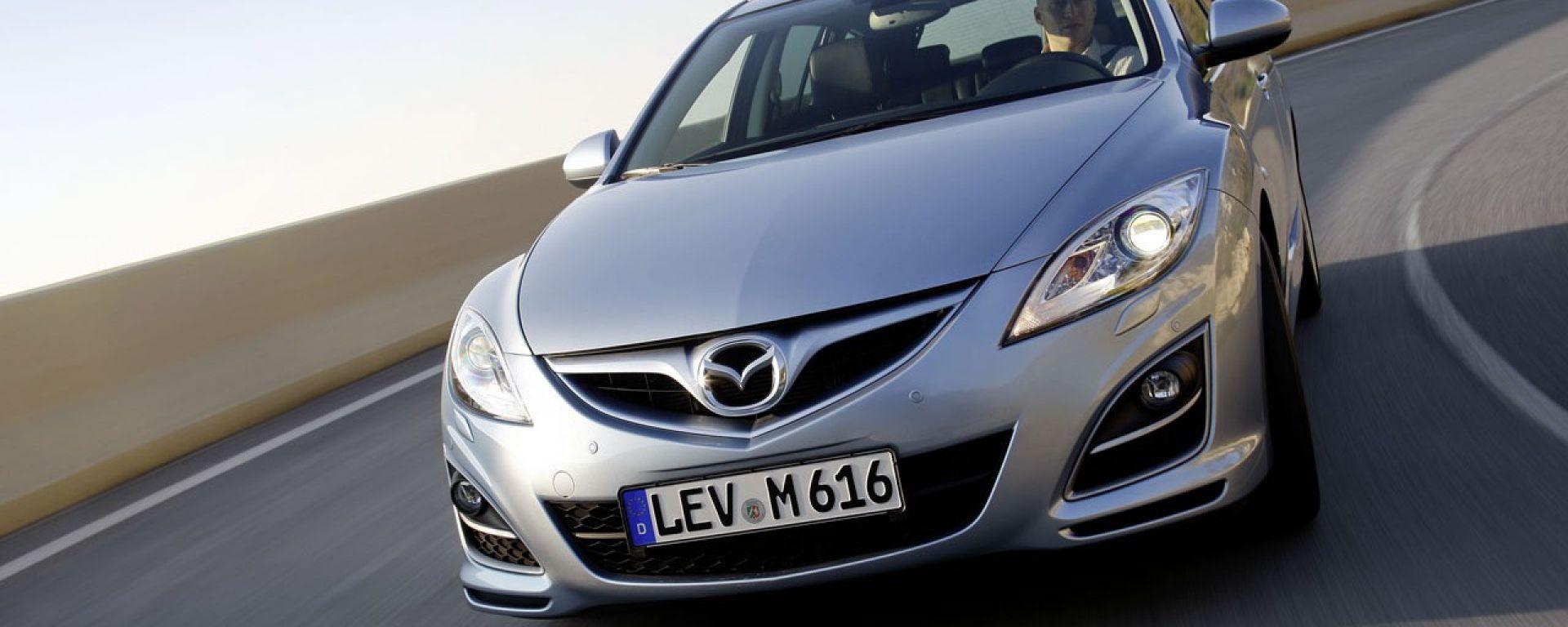 Mazda6 2.2 Sport 2010
