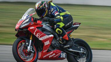 Mazziotto, rivale di De Keyrel nella Twins Cup del MotoAmerica