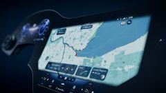 MBUX Hyperscreen: il display infotainment centrale