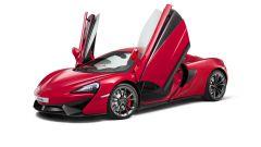 McLaren 540C  - Immagine: 3