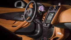 McLaren 570GT by McLaren Special Operations, gli interni