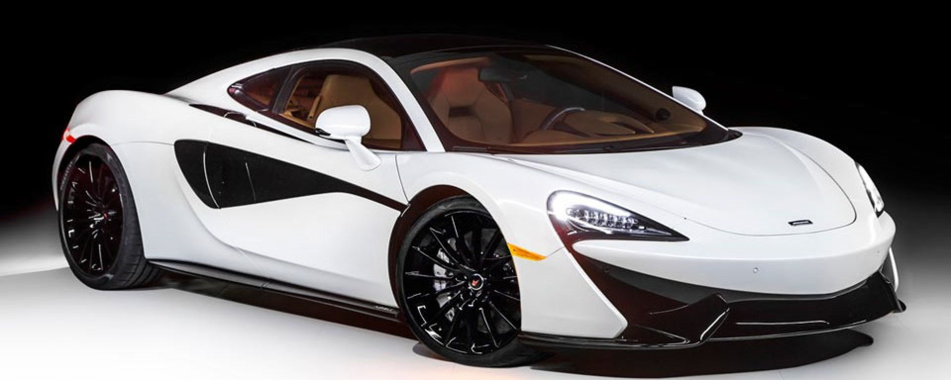McLaren 570GT MSO per Pebble Beach