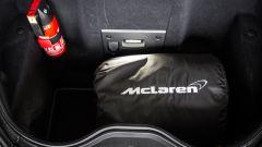 McLaren 570S, bagagliaio anteriore