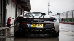 McLaren 570S, coda