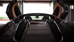 McLaren 570S, cofano motore