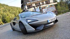 McLaren 570S, Col de Turini