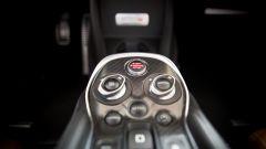 McLaren 570S, comandi sul tunnel