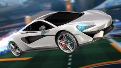 Rocket League, arriva la supercar McLaren 570S. Il video e le immagini
