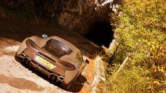 McLaren 570S, la Bollene Vesubie
