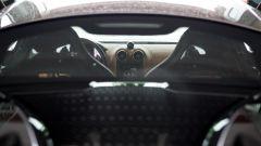 McLaren 570S, lunotto posteriore