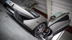 McLaren 570S, porte che si aprono verso l'alto
