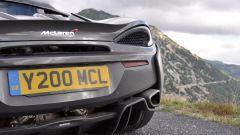 McLaren 570S, posteriore