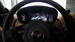 McLaren 570S, posto guida