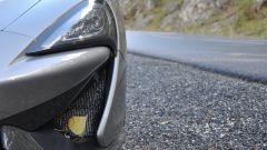 McLaren 570S, proiettore anteriore