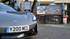 McLaren 570S, rally Montecarlo